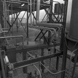 Oven van NAK 2 op het Polychemiebedrijf