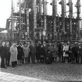 Bezoek van een buitenlandse personeelsvereniging aan de Chemische Bedrijven