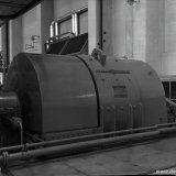 Gelijkstroommotor van systeem 5 in de Compressorenhal van de Hogedruk Polyethyleenfabriek