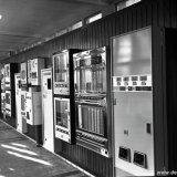 Automaten in de kantine van de Cokesfabriek Emma