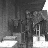 Aansluiting van het 10KV-net bij de Organische Fabrieken