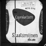 Zak voor de verpakking van Caprolactam