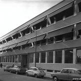 Gebouw van het Computer Centrum Nederland (CCN) in Heerlen