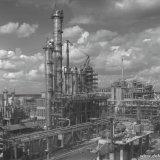 Overzicht Organische Fabrieken op het Stikstofbindingsbedrijf