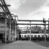 Bezoekersrijtuig van het Spoorweg en ExpeditieBedrijf (SEB)