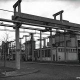 Kolommenbaan op de Cokesfabriek Maurits