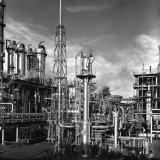 Bexaanfabriek op het Stikstofbindingsbedrijf