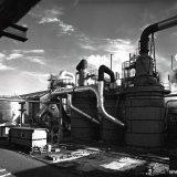 Nieuwe Zwavelzuurfabriek van de Organische Fabrieken op het Stikstofbindingsbedrijf (SBB)