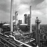 Methaankraakinstallatie 3 en 4 en een gedeelte van 5 van de Ammoniakfabriek 1 op het SBB