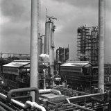 Methaankraker 3 en 4 - Ammoniakfabriek 1 op het SBB