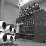 Strektwijn machine van de Afdeling Vezelgrondstoffen op het Centraal Laboratorium
