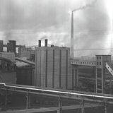 Centrale op het Stikstofbindingsbedrijf