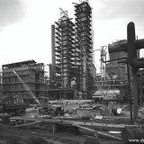Bouw Methaankraker 4 en 5 bij Ammoniakfabriek 1 op het SBB