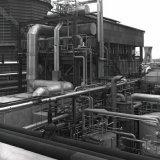 Methaankraakinstallatie 3 (Meka 3) van Ammoniakfabriek 1 op het Stikstofbindingsbedrijf