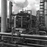Methaankraakinstallatie 4 (Meka 4) van Ammoniakfabriek 1 op het Stikstofbindingsbedrijf