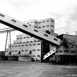 Grootste Hydrocycloon ter wereld gemonteerd bij Bethlehem mines - geleverd door Stamicarbon