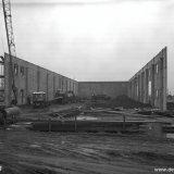 Lysinefabriek in aanbouw op het SBB