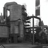 Contactapparaat en Heetgasfilter in de zwavelzuur fabriek