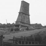 Opblazen blustoren Cokesfabriek Maurits