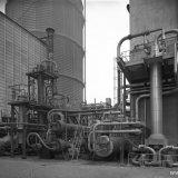 Ammoniaksynthese 1 en 2 van Ammoniakfabriek 1 op het SBB
