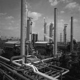 Aardgaskraakinstallatie Ammoniakfabriek 1