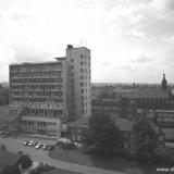 Gezicht op Heerlen gezien vanaf het Verpleegstershuis