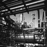 Naftakraker op het Polychemiebedrijf