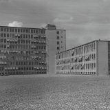 Gebouw van het onderdeel Chemiebouw - Nieuwbouw