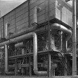 Salpeterzuurfabriek 4 - SZF - op het SBB