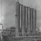Salpeterzuurfabriek 4 op het SBB