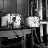 Apparatuur op de Afdeling Vezelgrondstoffen van het Centraal Laboratorium