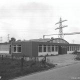 Gebouw Rubberlaboratorium op het Centraal Laboratorium