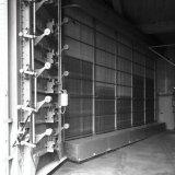 Gasturbine van de Warmtekrachtcentrale op de Cokesfabriek Emma
