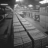 Steenfabriek op de Staatsmijn Hendrik