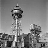 Watertoren en Schacht van de Staatsmijn Hendrik