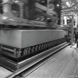 Fabriek voor Durox gasbeton stenen te Waubach