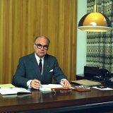 Dr. A.C.J. Rottier - President-Directeur van de Staatsmijnen (1962-1973)