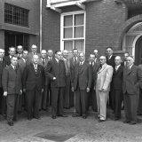De Mijnindustrieraad (MIR) in zijn oude samenstelling