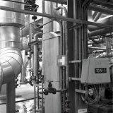 Ademhalingsluchtleiding in Ammoniakfabriek 2 (AFA2)