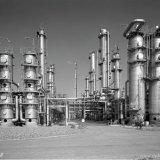 Benzeenfabriek van Naftakraker 3 op het Polychemiebedrijf