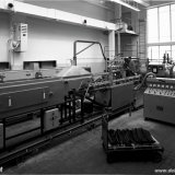 Rubberlaboratorium op het Centraal Laboratorium