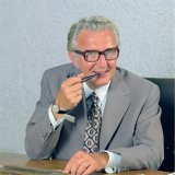 Drs. W.A.J. Bogers - Voorzitter Raad van Bestuur van DSM (1973-1984)