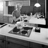 Melamine als duurzame bekleding van keuken elementen