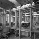Compressorhal van het Conversiegebouw van de Synthesegasfabriek