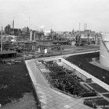 Overzicht van de installaties van de Chemische Industrie Rijnmond (CIR) te Rotterdam