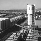 Ureumfabriek te Rouen Frankrijk