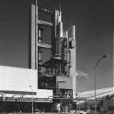 Ureumfabriek in Le Havre Frankrijk