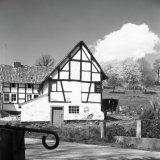 Vakwerkbouw, de Wesj, Noorbeek