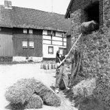 Vakwerkbouw in Cotessen