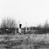 Afgesloten schacht van de Staatsmijn Beatrix